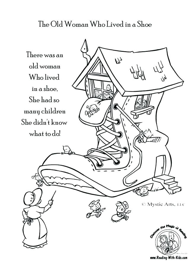 648x892 Mother Goose Coloring Pages Hey Diddle Diddle Coloring Page Mother