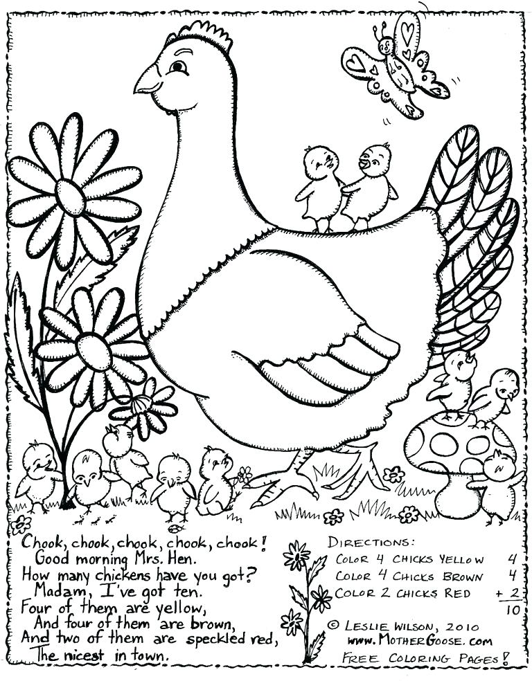768x984 Mother Goose Coloring Pages Mother Goose Coloring Pages Coloring