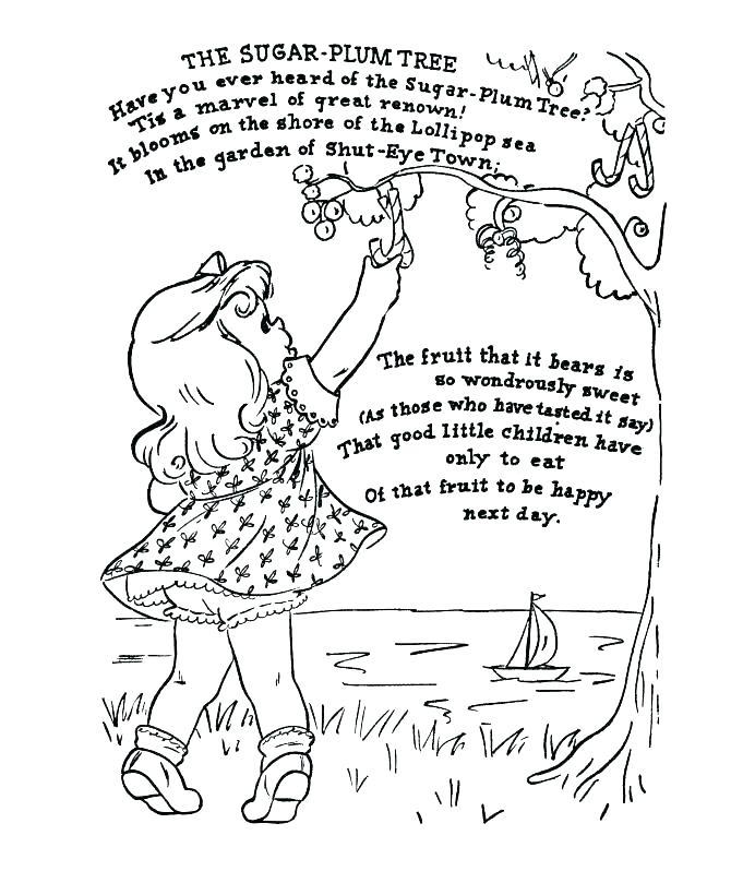 670x820 Nursery Rhymes Coloring Pages Grandmaman Site