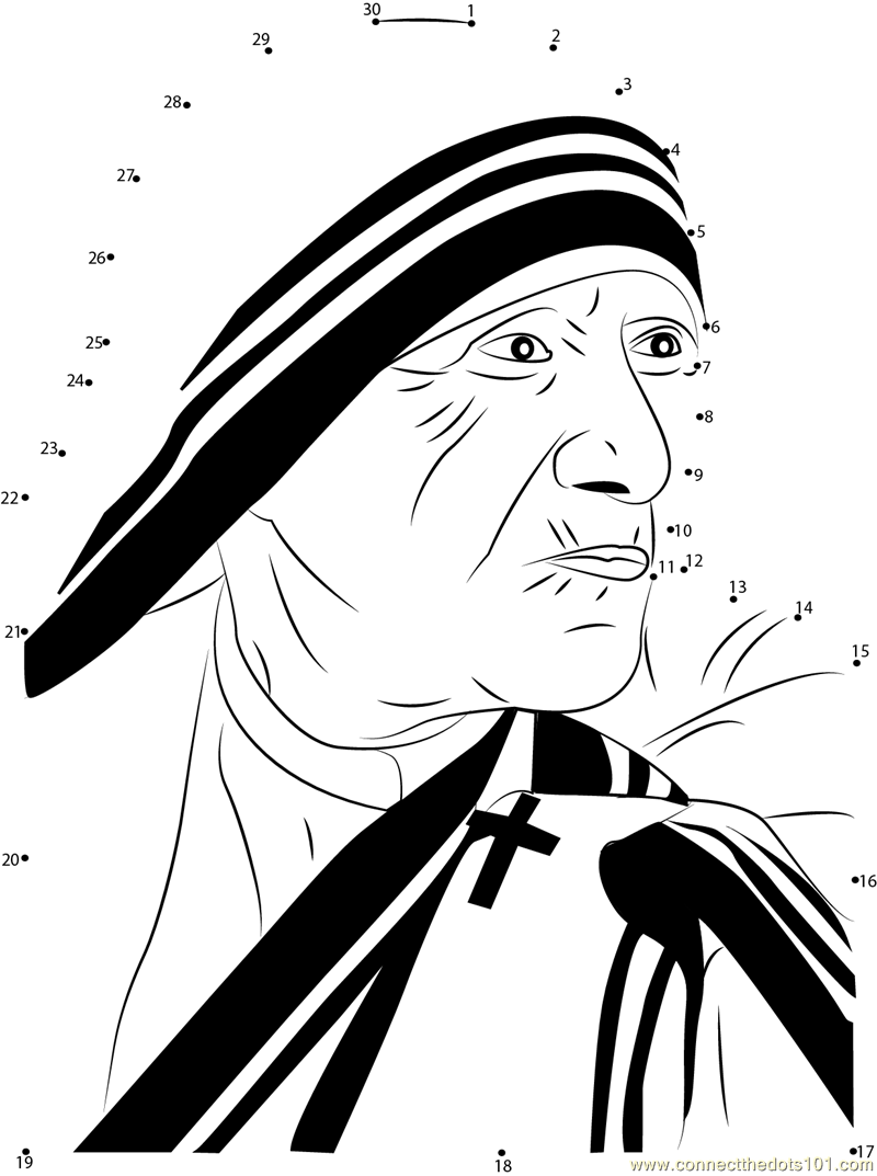 800x1073 Information About Mother Teresa For Kids College Paper Help