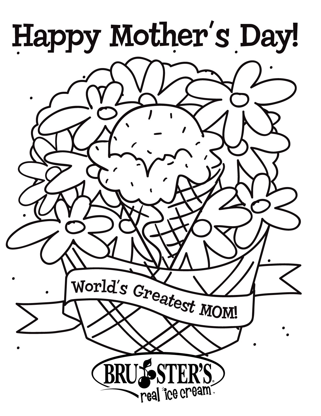 1275x1650 Mothers Day Coloring Pages Lds Copy Happy Mother And Her Kids