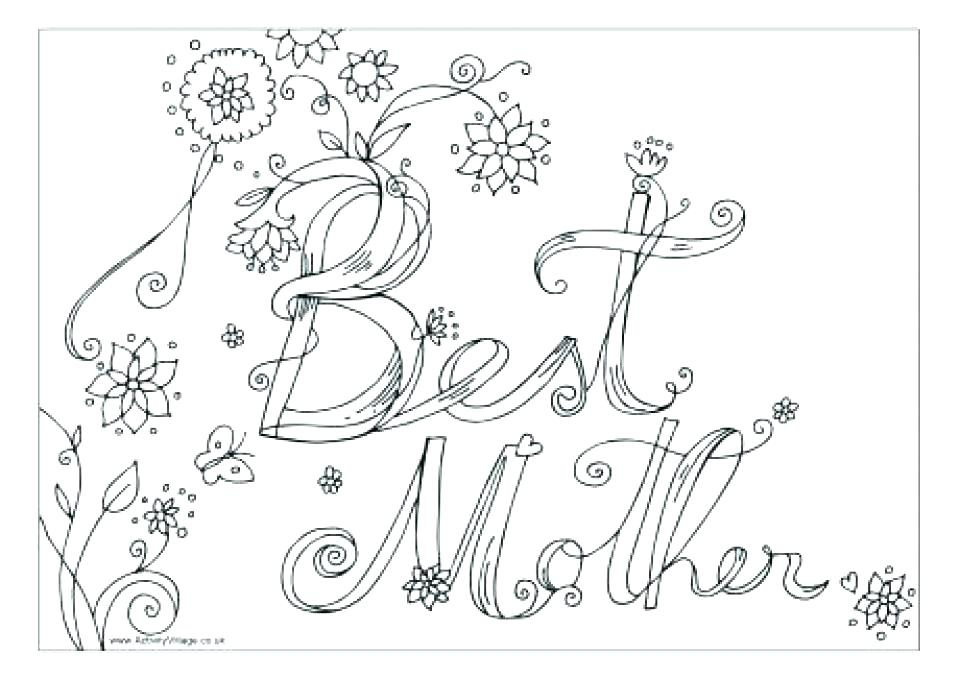 960x678 The Letter C Coloring Pages Mother Day Color Pages Printable