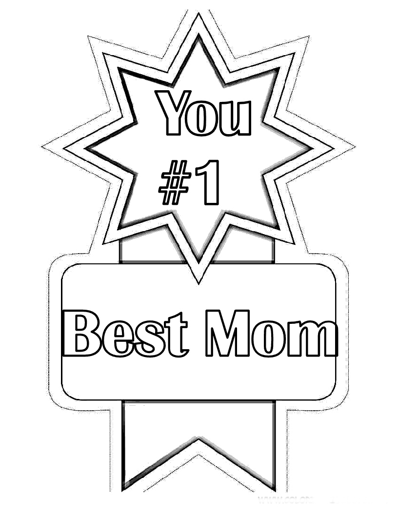 816x1056 Last Chance Mothers Day Coloring Pages For Pre
