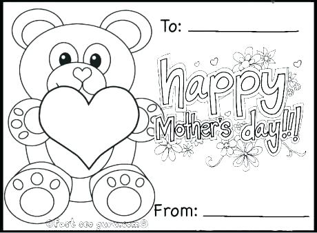 photograph relating to Mothers Day Coloring Pages Printable called Moms Working day Coloring Internet pages Toward Print at