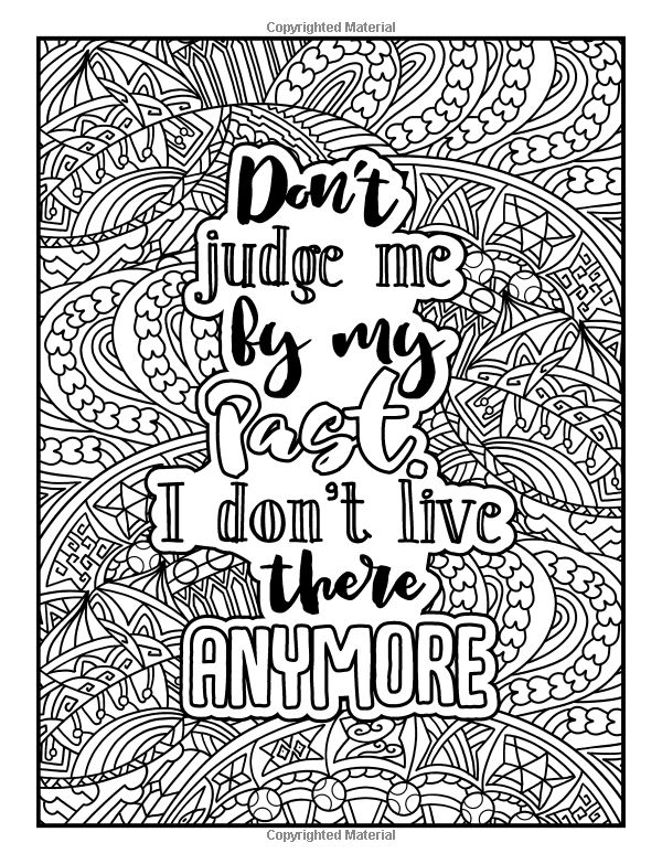Motivational Coloring Pages at GetDrawings | Free download