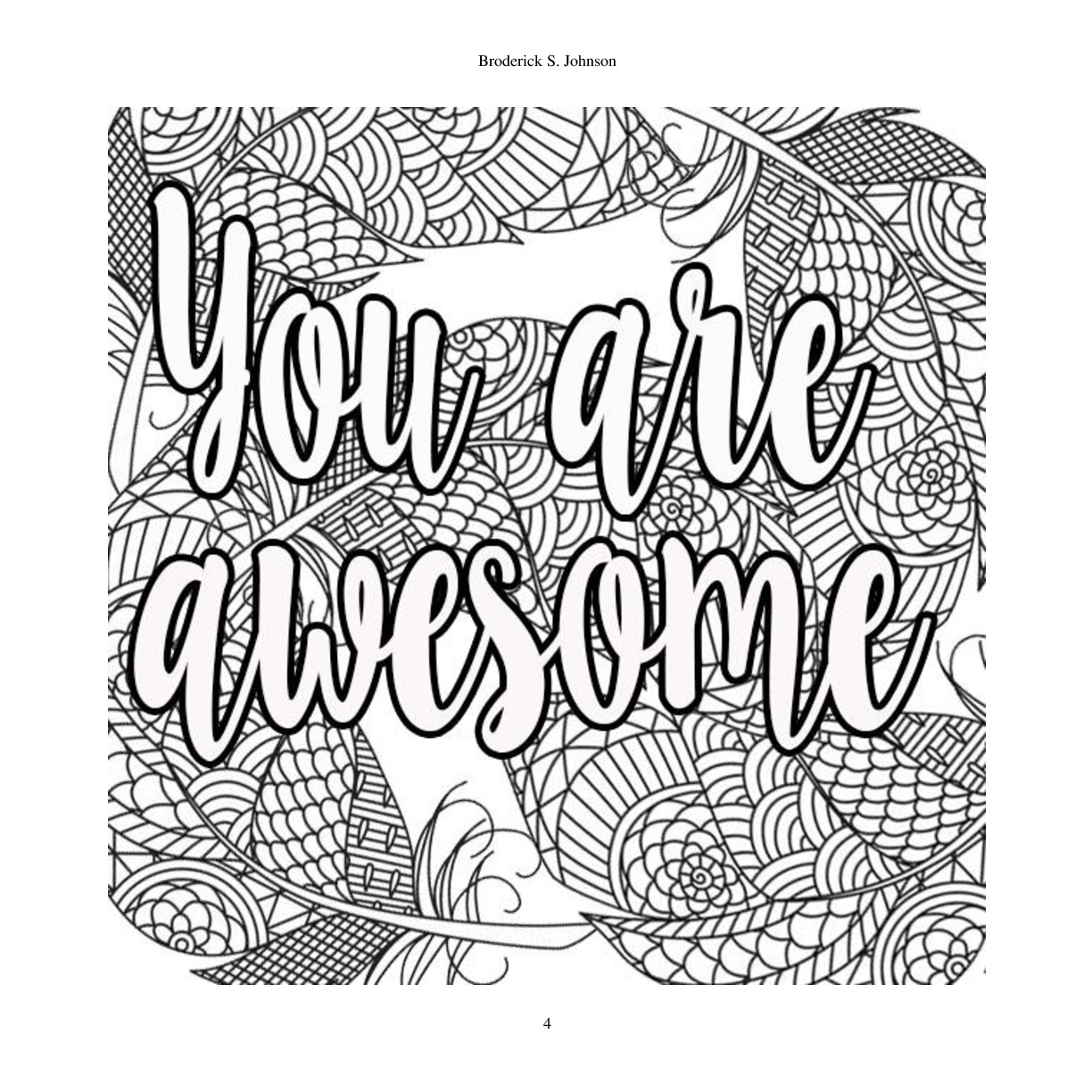 Motivational Coloring Pages At Getdrawings Free Download