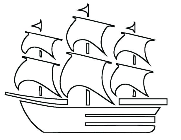 618x478 Speed Boat Coloring Pages Pilgrim Boat Coloring Pages Army Boats