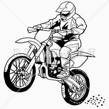 Motor Coloring Pages