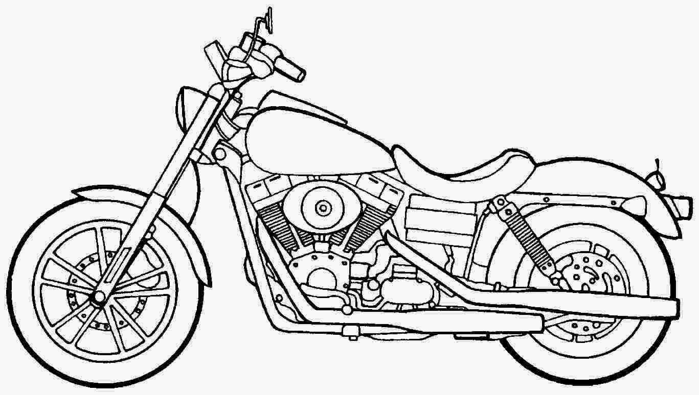 1367x774 Bmw Motorcycle Coloring Page Free Printable Amazing Pages Adult