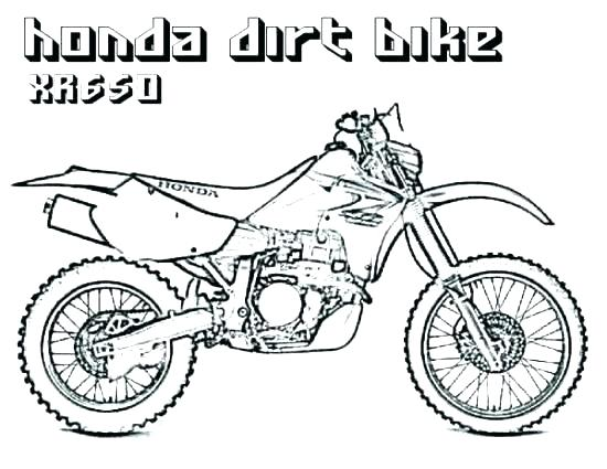 550x425 Bike Coloring Pages Transportation Equipment Bicycle Coloring Page