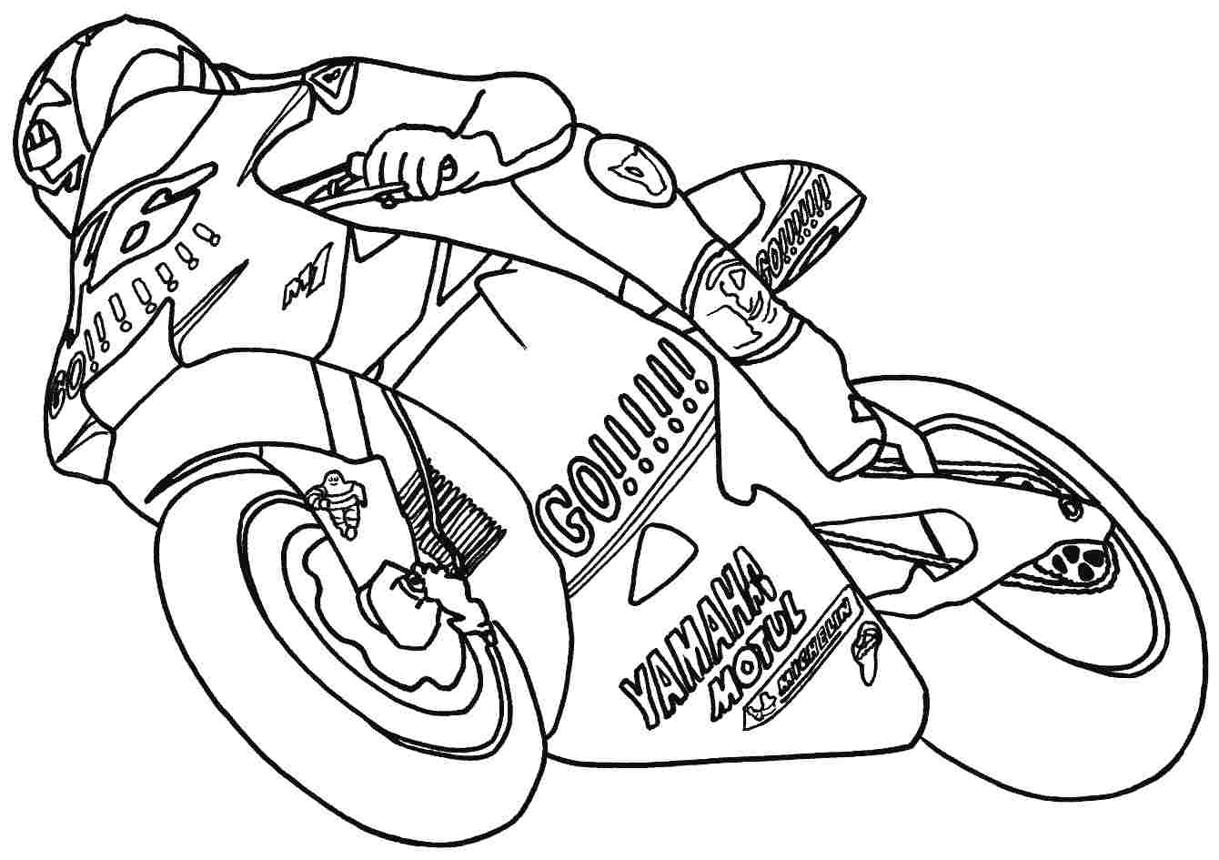 1340x945 Motorcycle Coloring Pages For Adults Google Search New Coloring