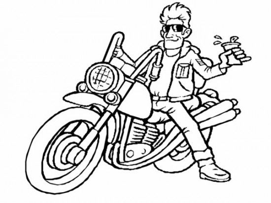 550x412 Full Page Printable Coloring Sheets