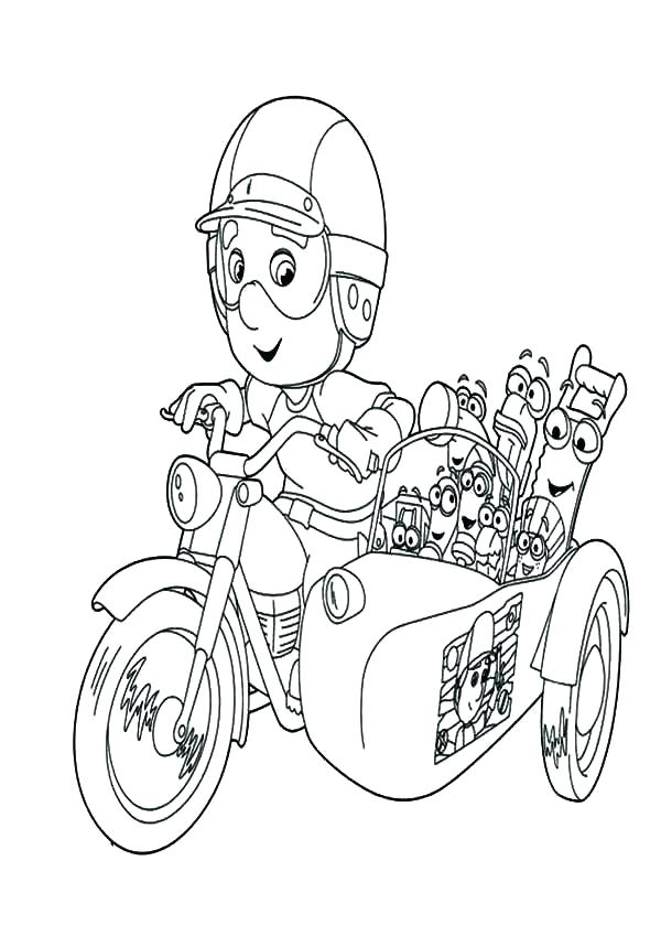 600x849 Bicycle Coloring Pages Mountain Biker Mountain Bike Coloring Page