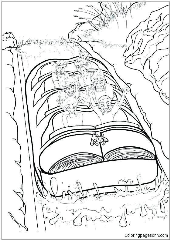 563x795 Coloring Pages Of Mountains Coloring Pages Mountains Mountain