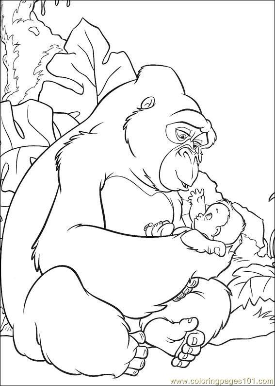 567x794 Coloring Page