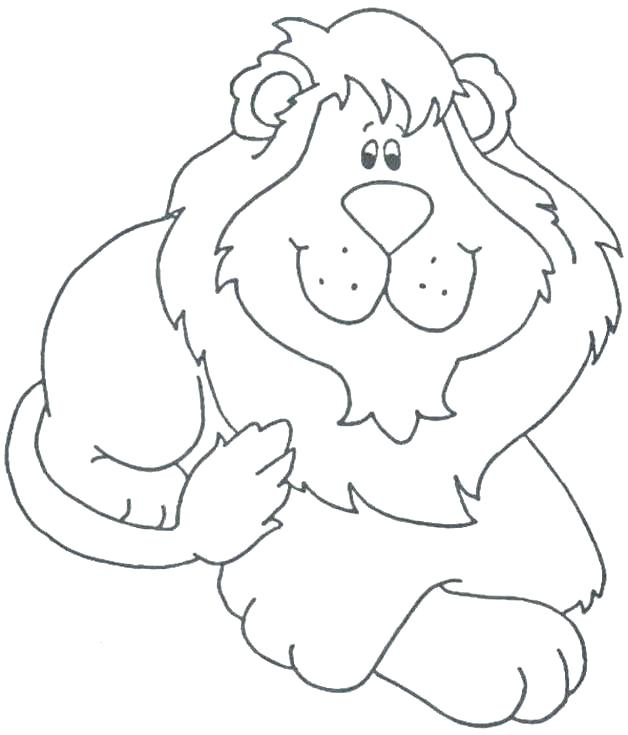 Mountain Lion Coloring Pages
