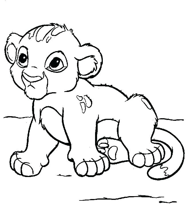 660x732 Mountain Lion Coloring Pages Lion Coloring Page To Cure Draw Paint