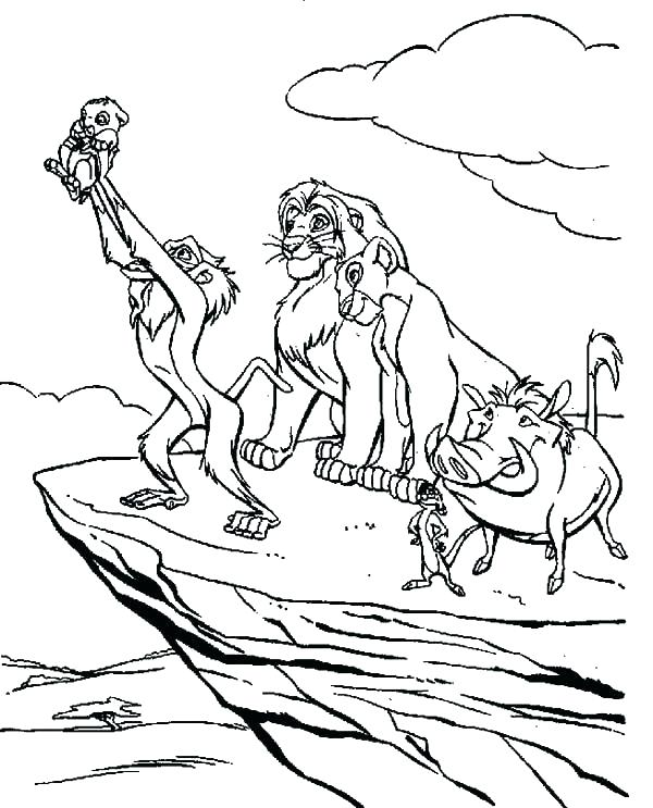 600x743 Lamb And Lion Coloring Page Lamb And Lion Coloring Page Lion