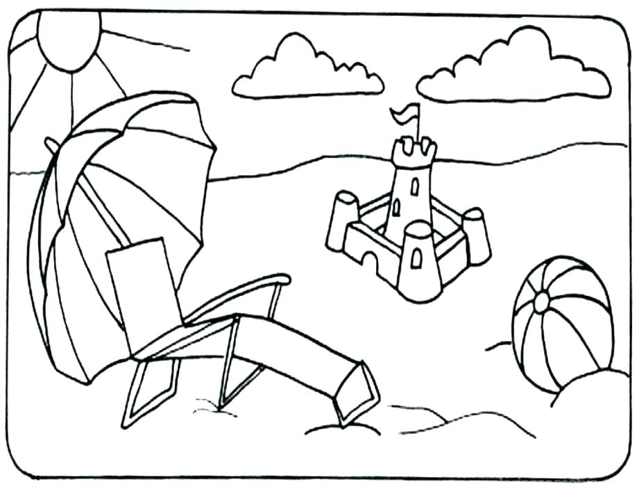 918x710 Scenery Coloring Pages