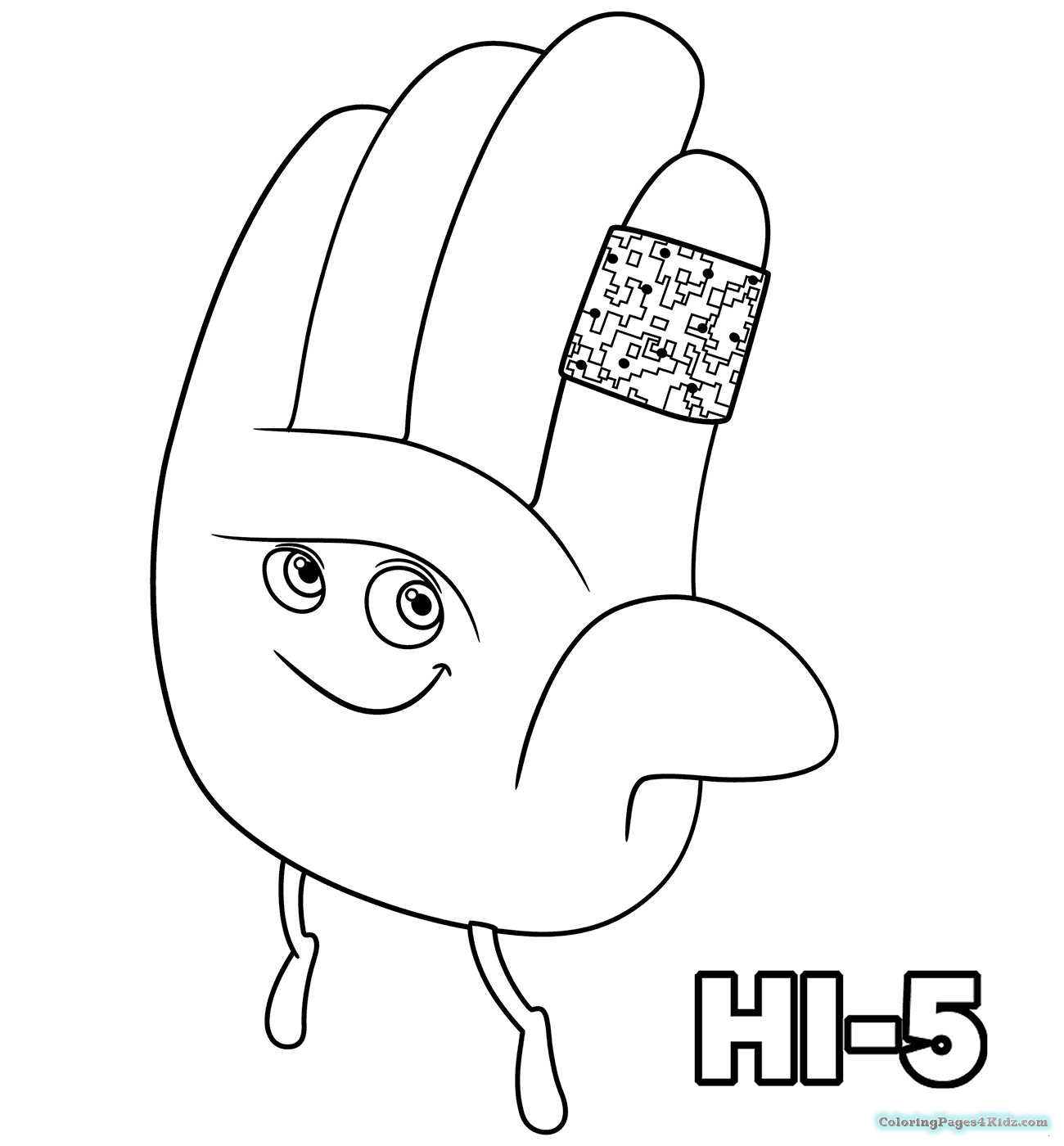 1300x1400 The Emoji Movie Coloring Pages Coloring Pages For Kids