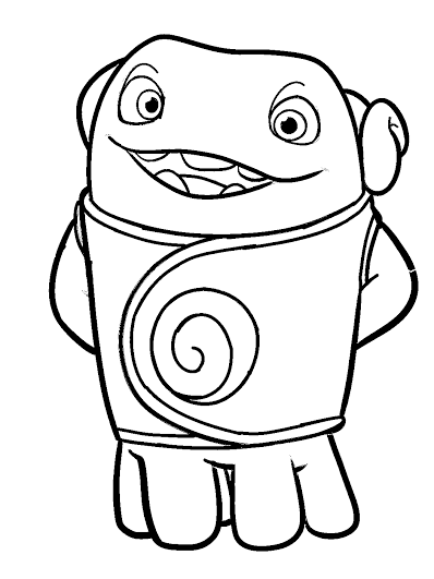 398x531 Home Coloring Pages