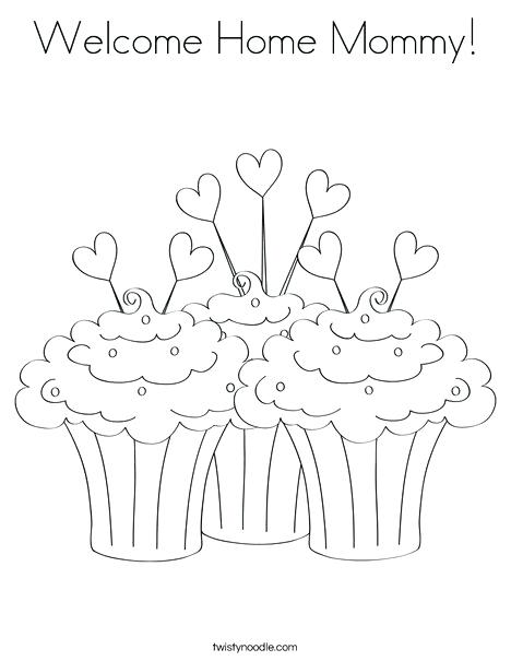 468x605 Home Coloring Pages Sweet Treat Coloring Page Home Coloring Pages