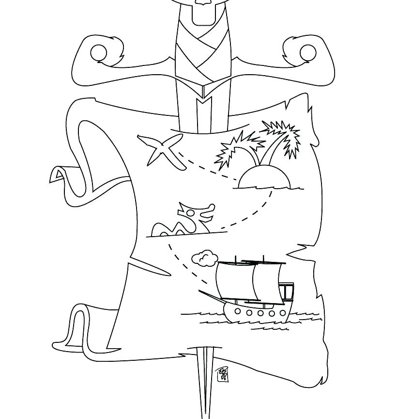 820x864 Constellation Coloring Pages