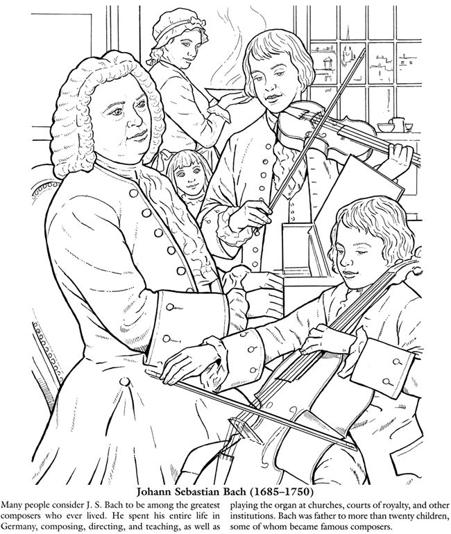 650x770 Vivaldi Coloring Page Ah Great For Kindergarten And Grade