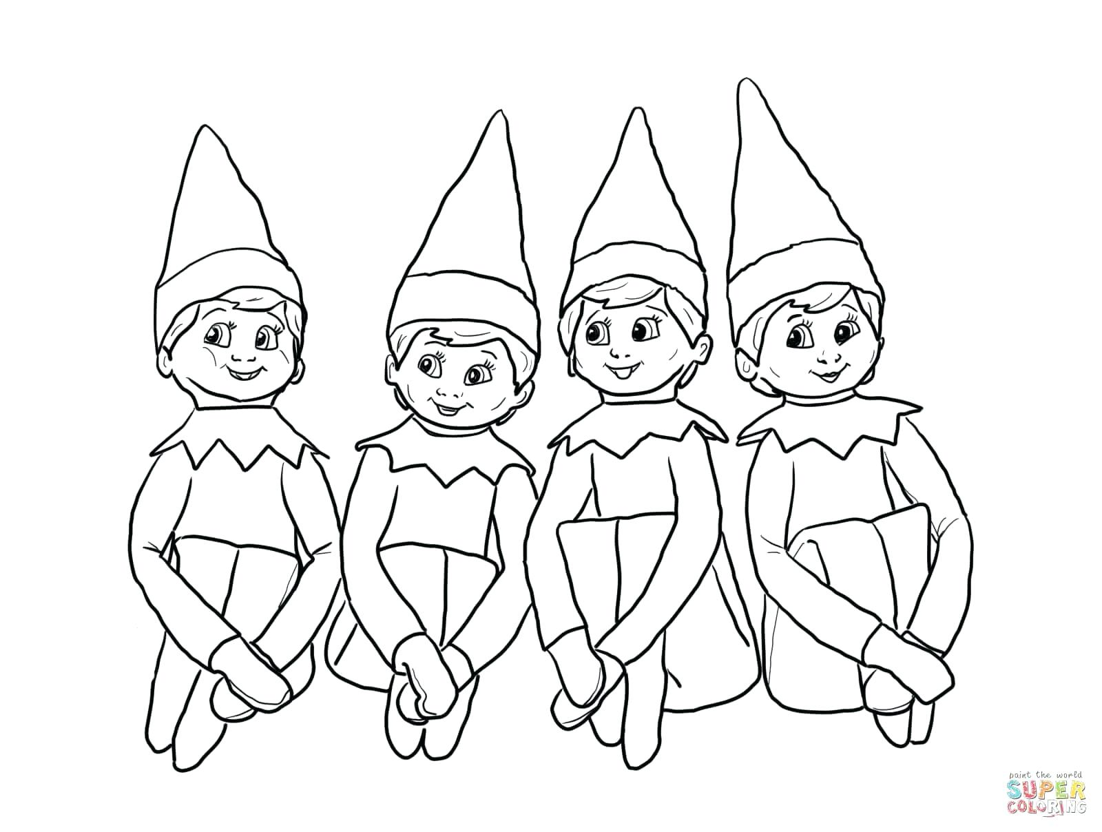 1600x1208 Elf On A Shelf Coloring Pages Free Page Mr Potato Head Toy Story