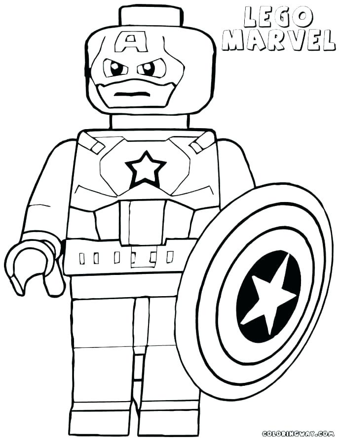 The Best Free Marvel Coloring Page Images Download From 50 Free