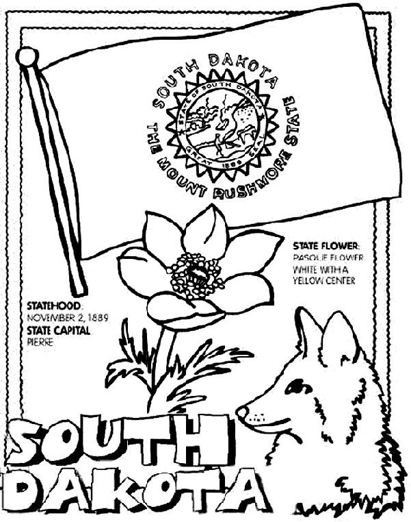 601x762 Mount Rushmore Coloring Page Fresh Best Ss South Dakota Images