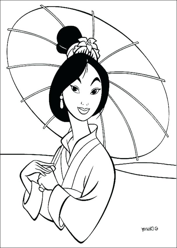 607x850 Mulan Coloring Pages Coloring Pages Mulan Coloring Pages Games