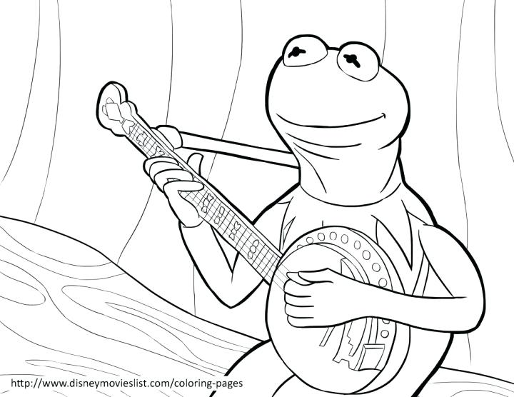 720x556 Muppet Coloring Pages S Muppet Christmas Carol Coloring Pages