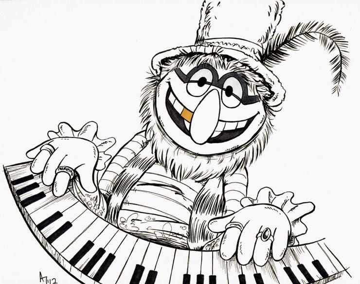 740x585 Coloring Pages Muppets Coloring Pages Free And Printable