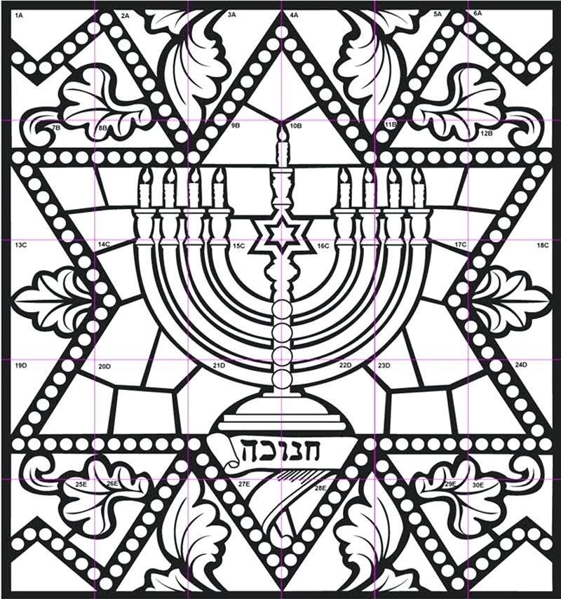 800x854 Hanukkah Coloring Sheets Printable Coloring Pages My Menorah Mural