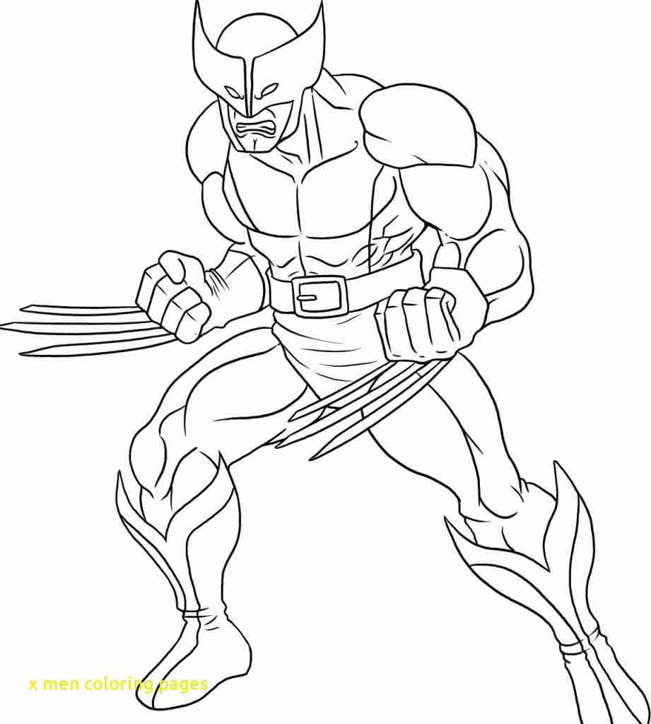 921x1024 X Men Coloring Pages To Download And Print For Free Fancy Xmen