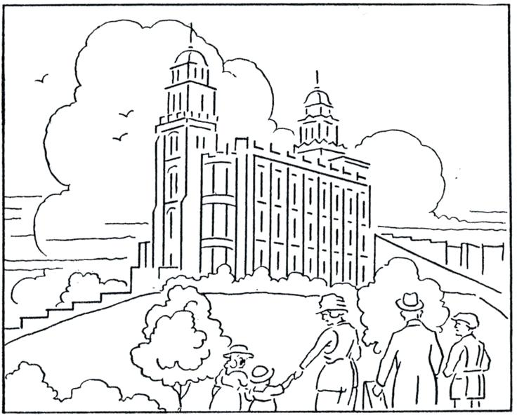 736x596 Night At The Museum Coloring Pages Or Temple Coloring Pages Sketch