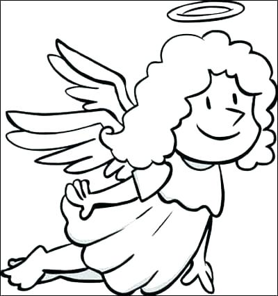 400x426 Angel Coloring Pages Night At The Museum Coloring Pages Angel