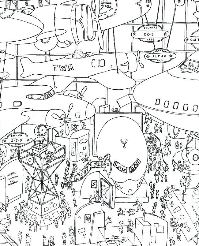 650x804 Dc Coloring Pages Air And Space Museum Dc Comics Flash Coloring