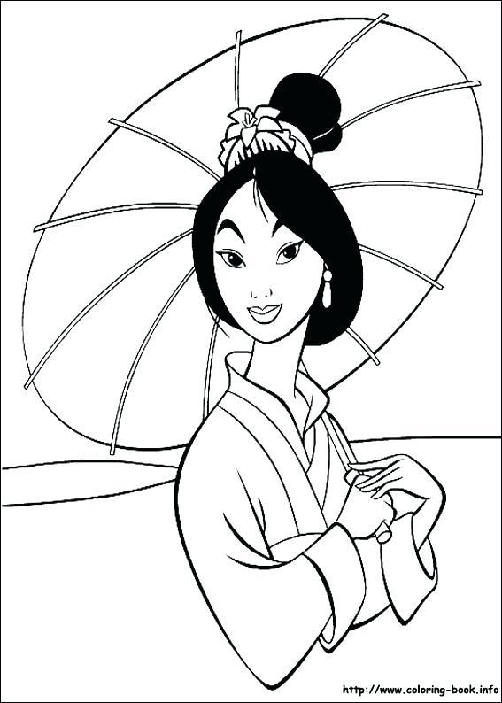 567x794 Mulan Coloring Page Index Coloring Pages Mushu Mulan Coloring