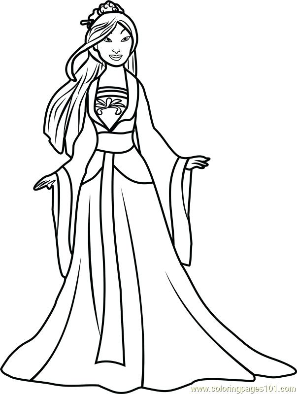 Mushu Coloring Pages at GetDrawings | Free download
