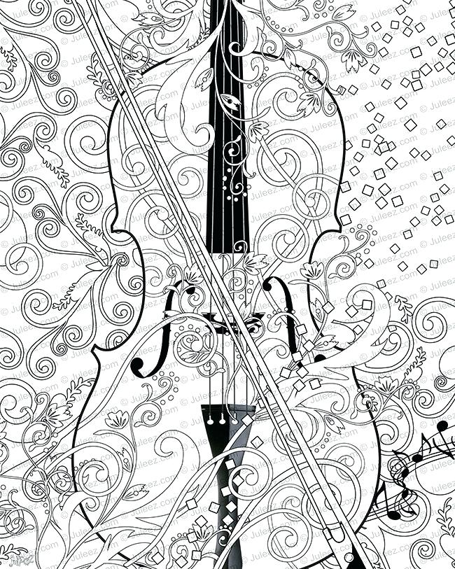 650x813 Music Coloring Pages Printable Coloring Poster Adult Coloring Page