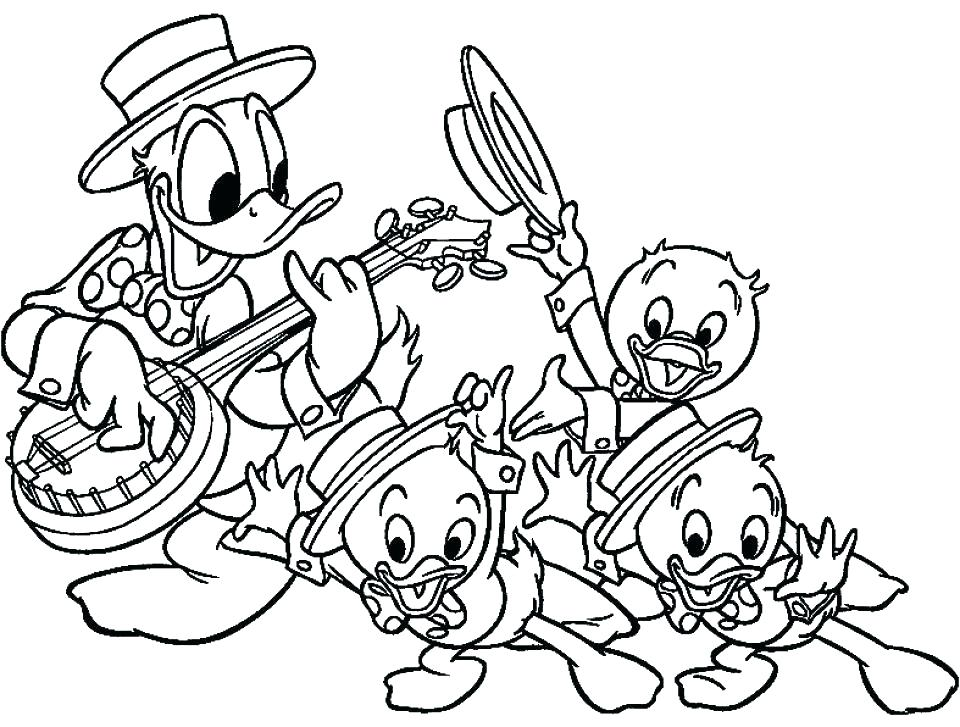 960x727 Music Coloring Pages Pdf