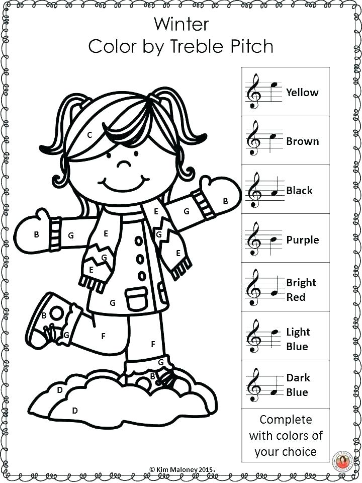 720x960 February Coloring Page Coloring Pages Of Music Notes Music