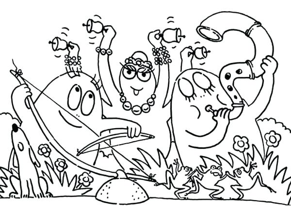 600x428 Love Playing Music Coloring Pages Batch For Toddlers Murs