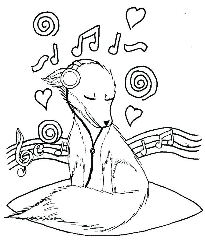 671x788 Music Coloring Pages Downloadable Music Ng Sheets Music Notes Ng
