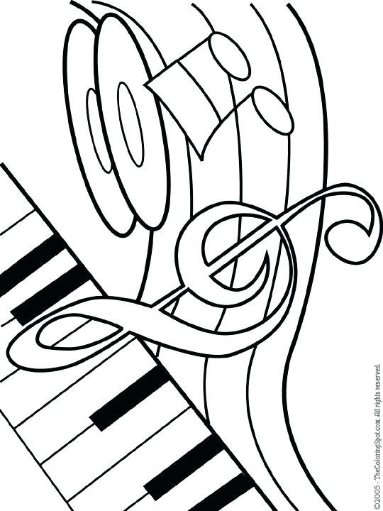 540x720 Music Coloring Pages Music Coloring Pages Pdf