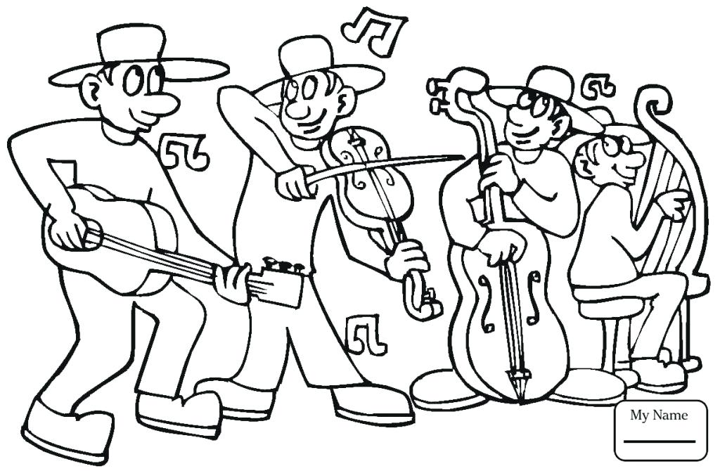 1024x670 Coloring Pages For Kids Disney Drum Page Set Sheet Kit Is