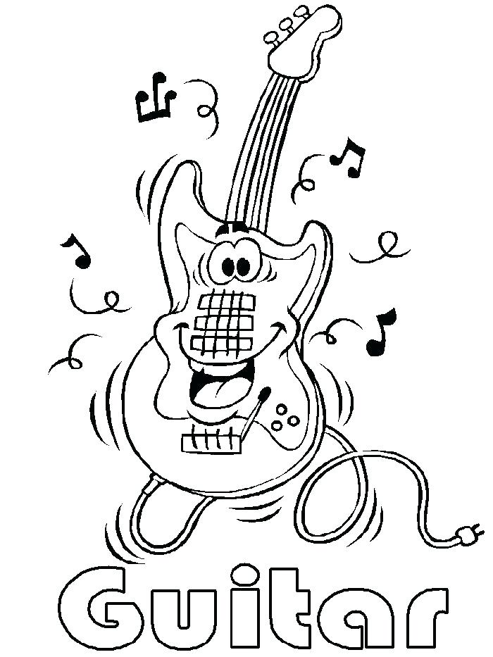 700x933 Music Coloring Sheet Instrument Coloring Sheets Musical