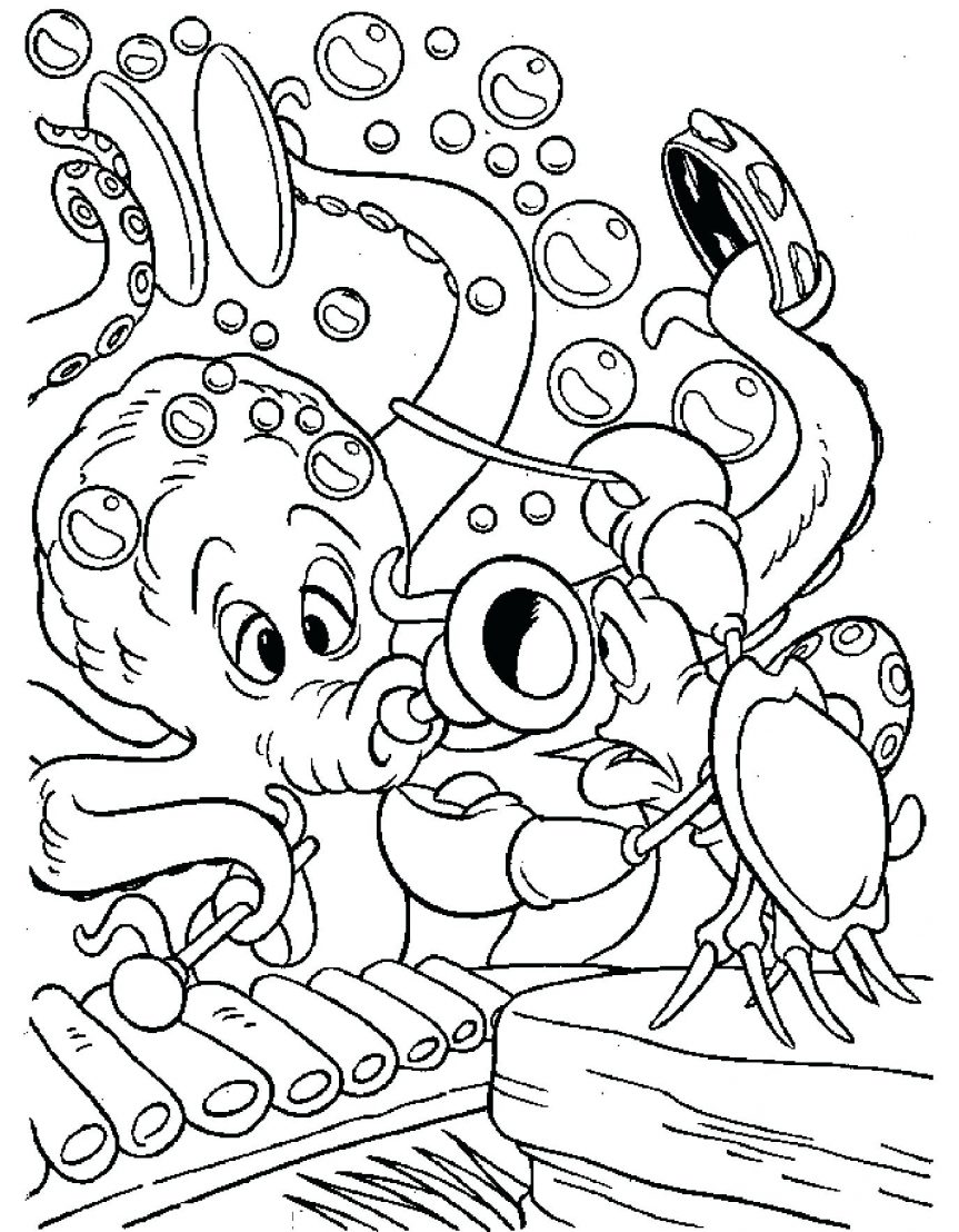 863x1108 Music Coloring Pages Free Printable Many Interesting General